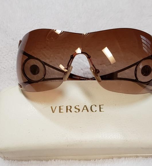 Versace Luxottica Group Sunglasses